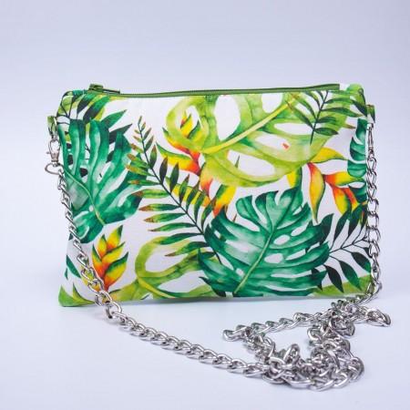 Малка чанта с вътрешен джоб